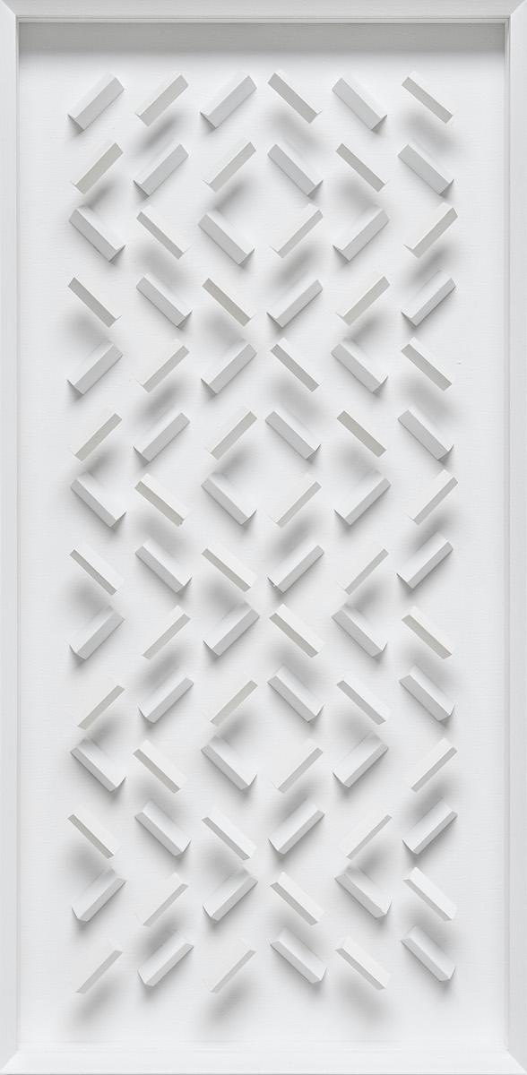 09 Klaus Staudt, ohne Titel, 2019, 60 x 30 x 7cm; Foto: Norbert Miguletz