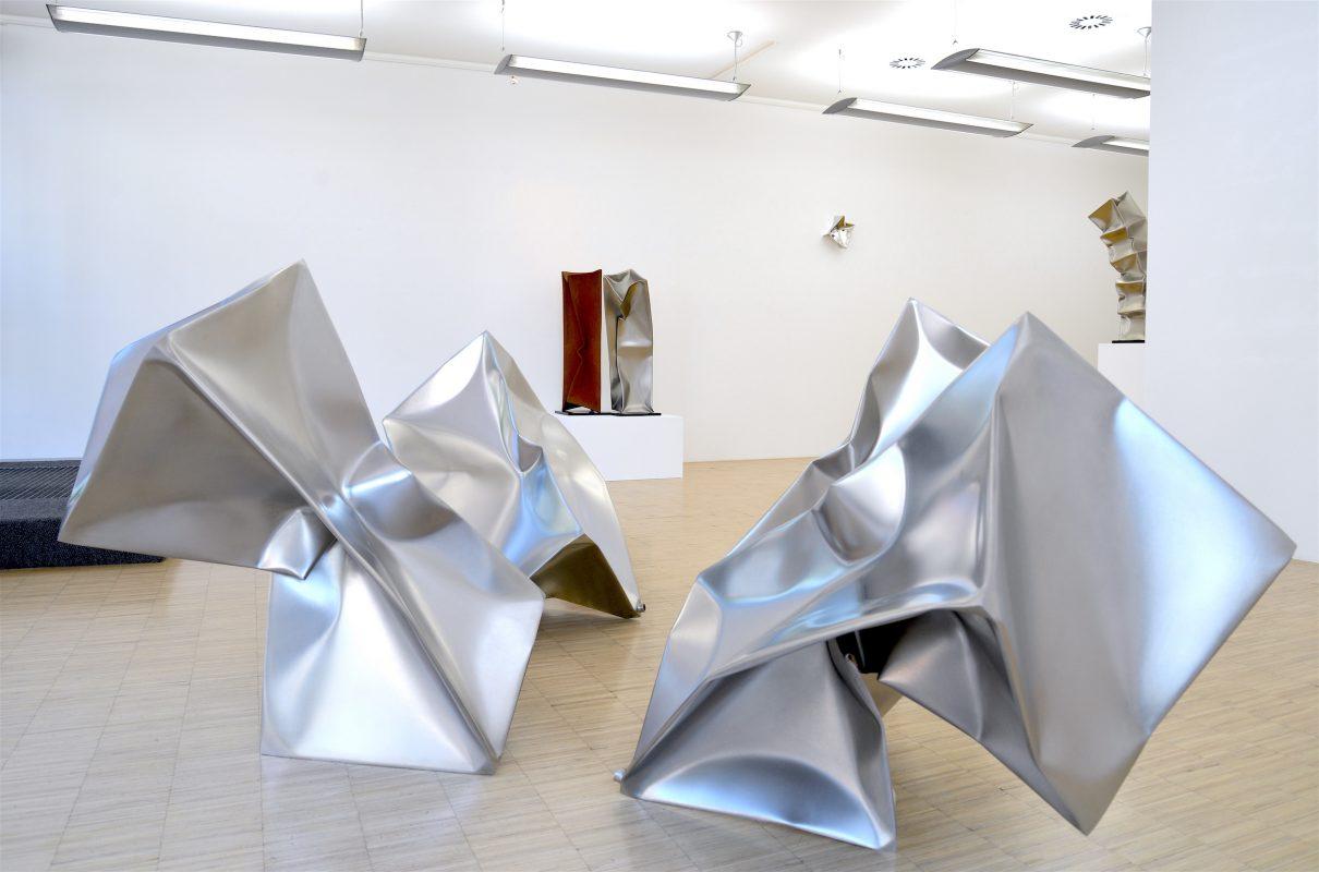Installation view, Ewerdt Hilgemann, Galerie Geiger Konstanz