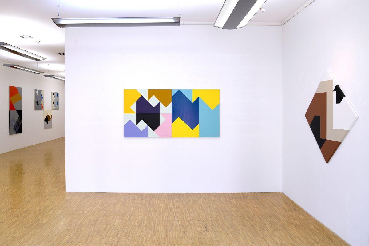 Heijo Hangen, Ausstellung 2017, Galerie Geiger, Konstanz