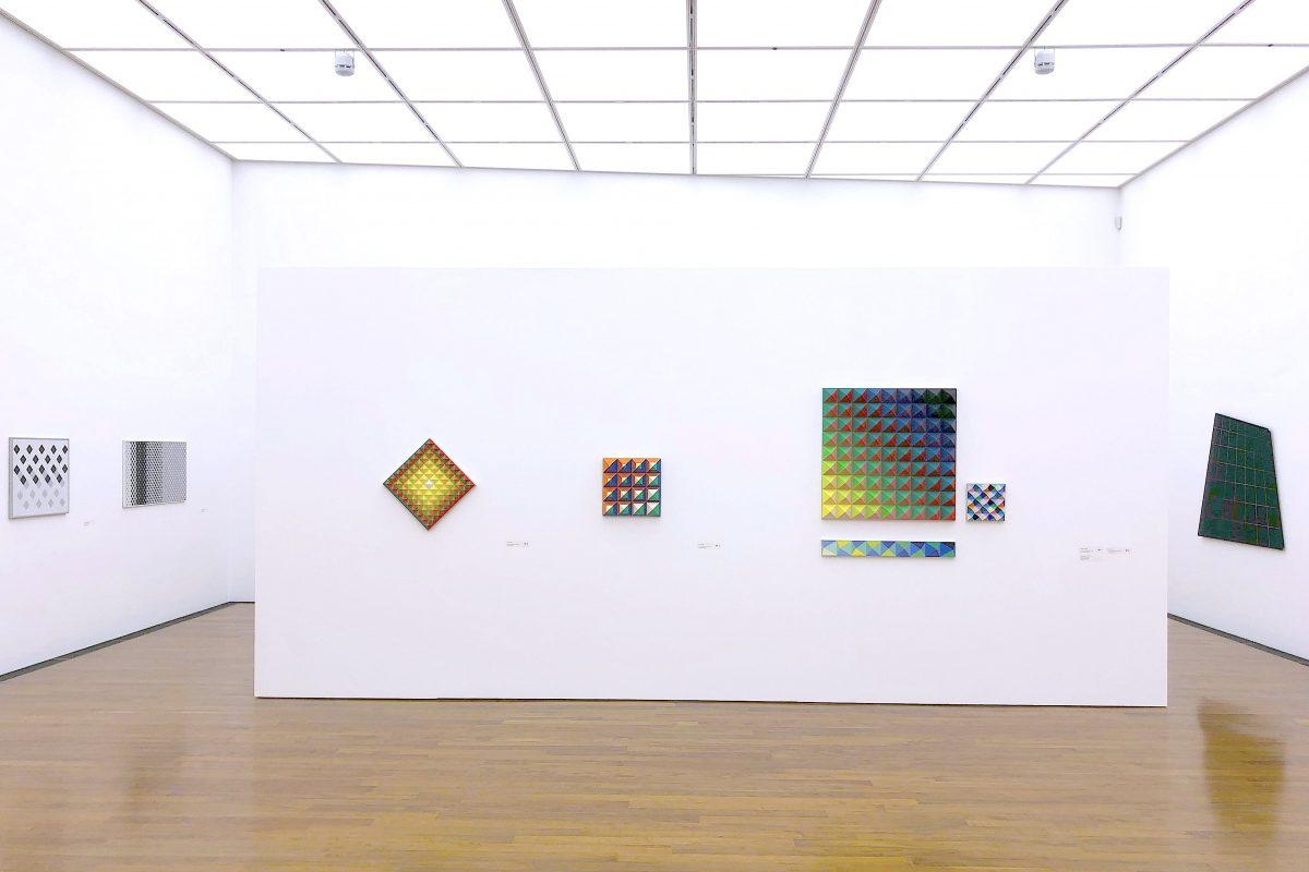 """""""Hans Jörg Glattfelder - Vom Besonderen zum Allgemeinen"""", Museum Ritter, Waldenbuch, Foto: Stephan Geiger"""